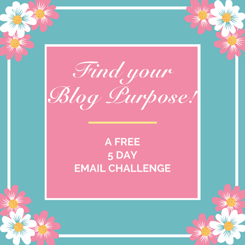 SIGN UP FOR THE FREE 5 DAY EMAIL CHALLENGE!