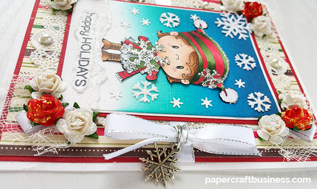 Happy-Holidays-Card-4—Papercraft-Business
